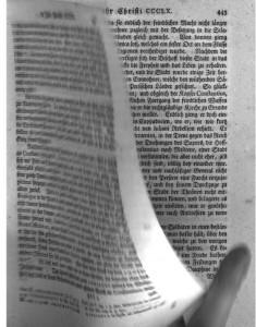 Gemeinfreies Bild - Blättern (Wikipedia)