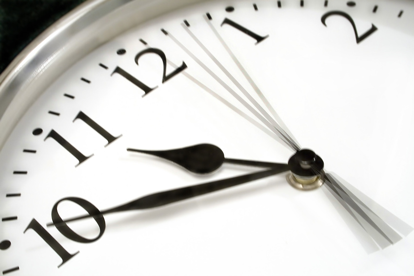 Fotolia 3450509 - Time is Money