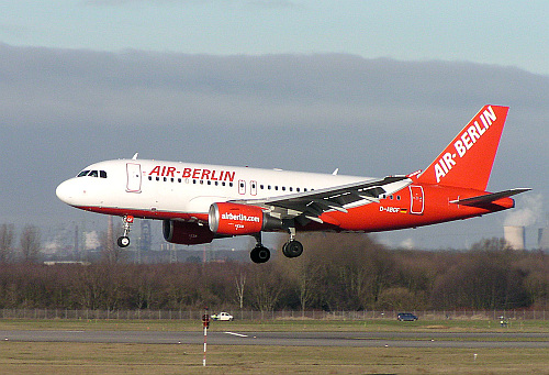Arcturus - Air Berlin - Airbus A319 (Wikipedia GNU 1.2)