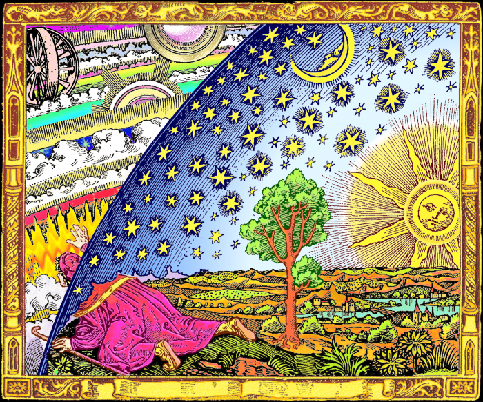 Flammarion-color Wikimedia BY-SA